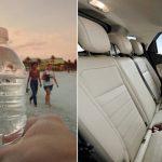 Ford transforma mais de 1 bilhão de garrafas pet por ano em carpete para carros