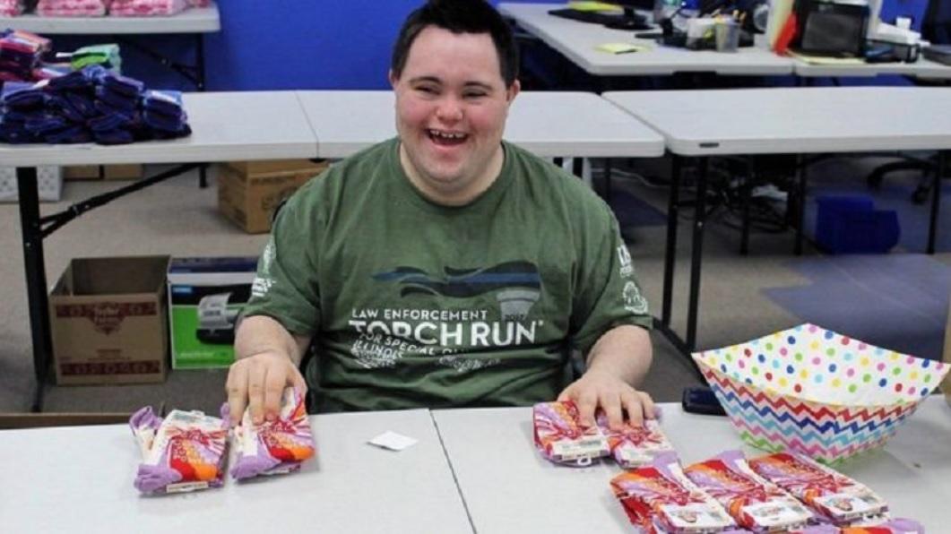 Empresário com síndrome de Down cria negócio milionário