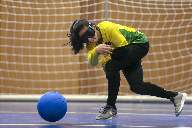 atleta goalball