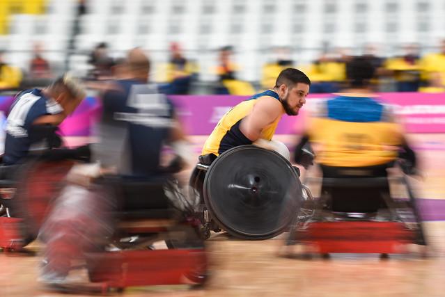 paratleta seleção brasileira rugby sobre rodas