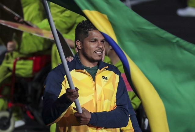Brasil é destaque na abertura dos Jogos Parapan-Americanos de Lima 5