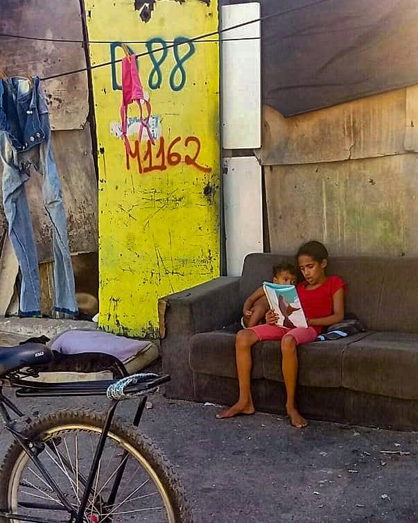 morador transformando bairro violento espaco oportunidade empreendedorismo
