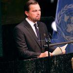 Leonardo DiCaprio discursa ONU