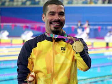 Daniel Dias alcança marca histórica de 31 ouros em edições do Parapan 1