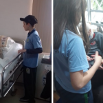 criancas alegram dia idosos visita surpresa asilo