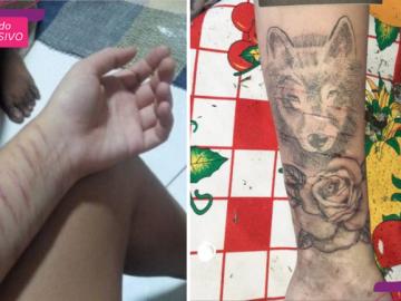 tatuadores transformar cicatrizes automutilacao arte