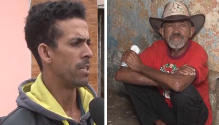 gari sensibiliza idoso vive condicoes desumanas campanha