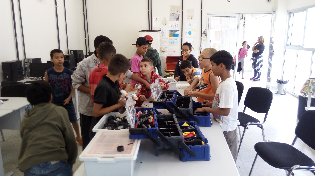 jovem periferia projeto prepara jovens mercado trabalho