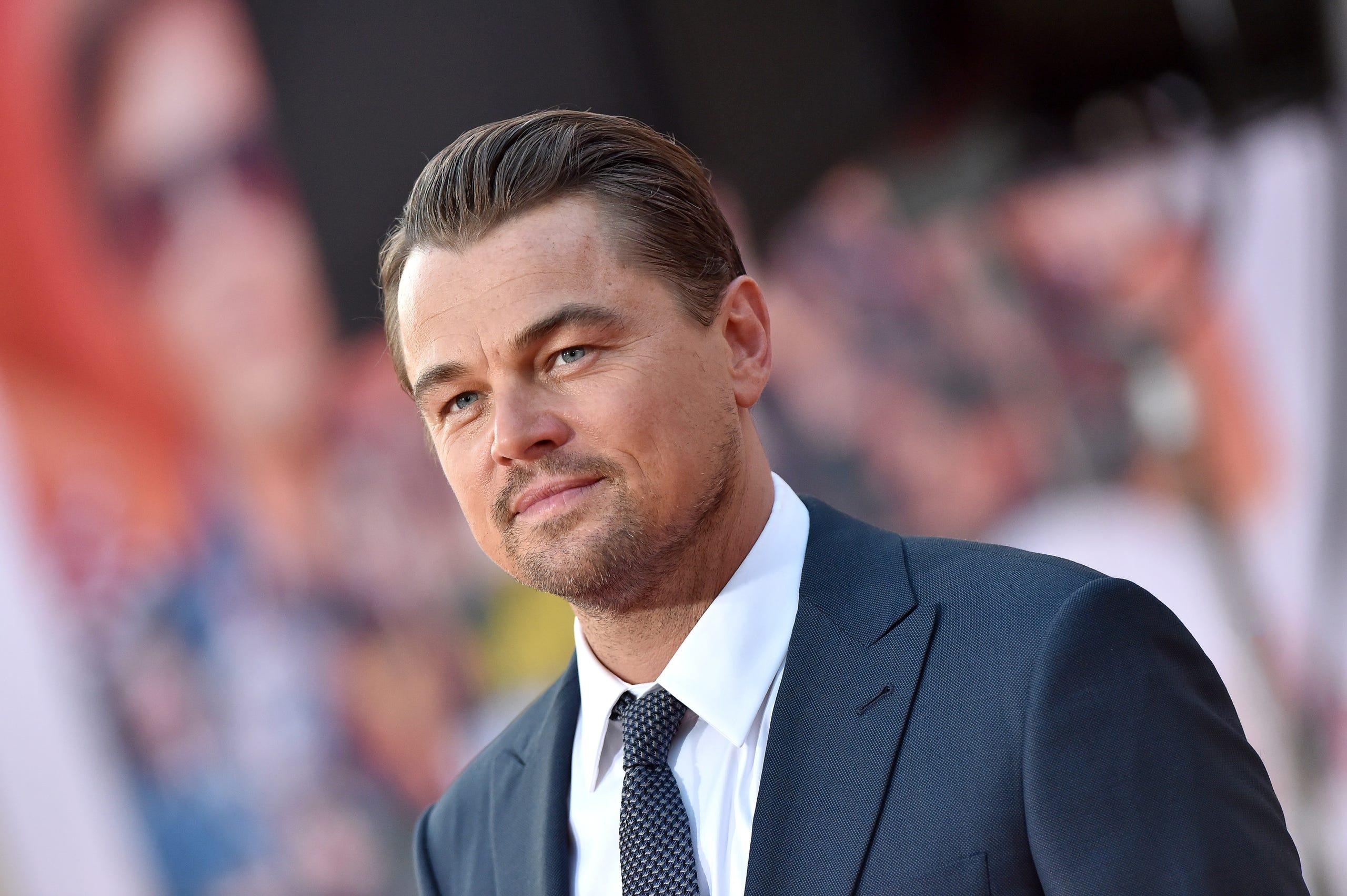 Leonardo DiCaprio doa R$ 20 milhões para combater incêndios e desmatamentos na Amazônia