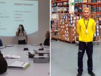 empresa realiza oficina libras promover integração funcionário surdo