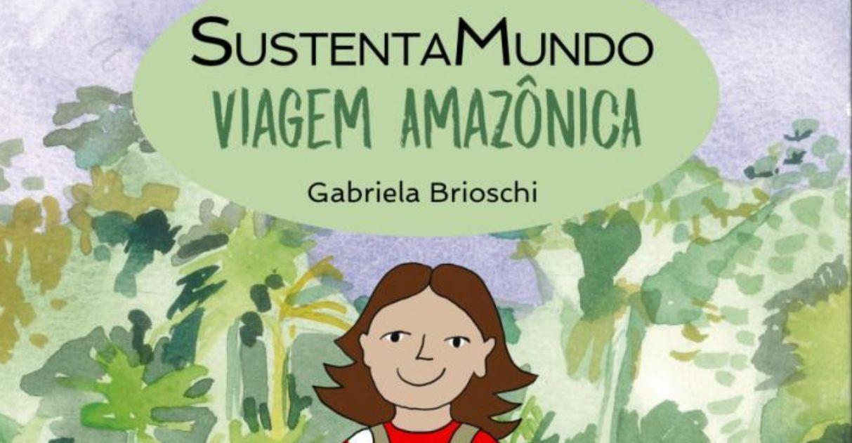 Livro 'Viagem Amazônica' conscientiza crianças sobre desmatamento ilegal na Amazônia 7