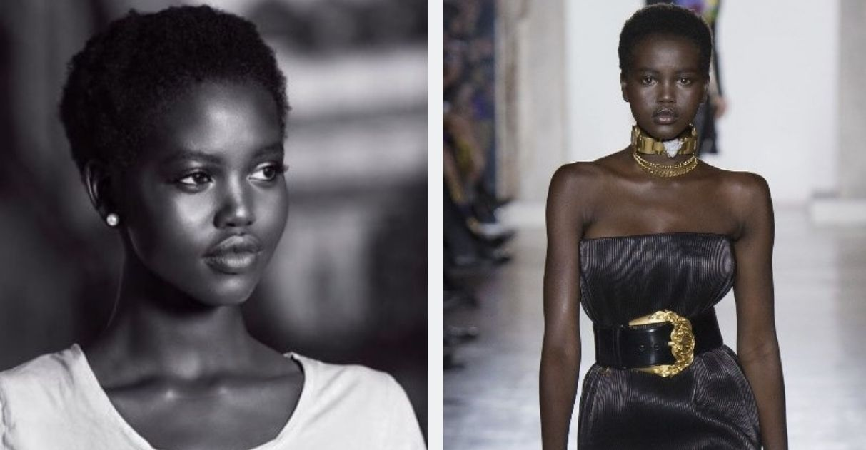 Refugiada sudanesa se torna o novo rosto da grife Chanel