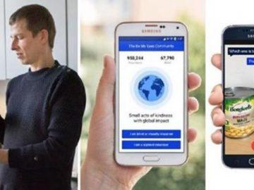 App desconhecidos ajudem pessoas deficiência visual