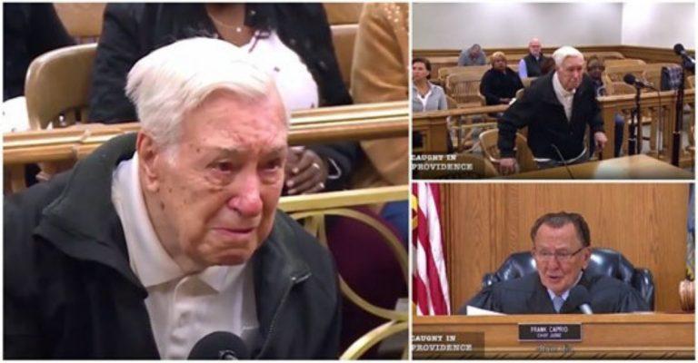 Juiz perdoa multa idoso filho câncer hospital