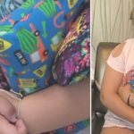 Menina faz travesseiros para pacientes que lutam contra o câncer