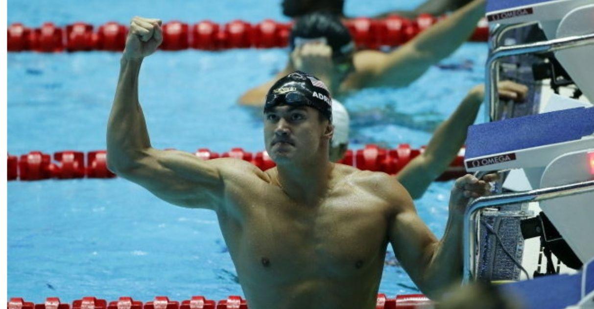 Nadador vence câncer fatura medalha Jogos Pan-Americanos