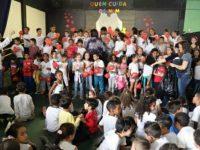 escola trocou Dia dos Pais Dia do Quem Cuida de Mim