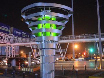 jovem mexicano cria torres capazes de purificar o ar
