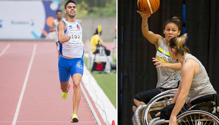 paratletas atletismo basquete