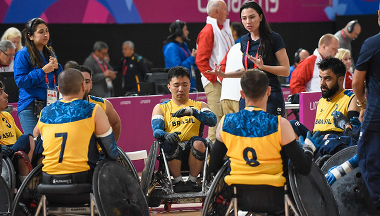 técnica seleção brasileira rugby sobre rodas