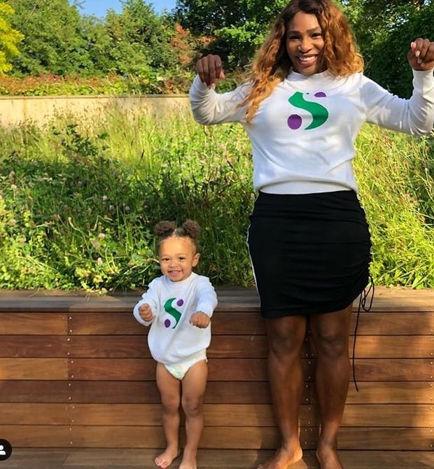 Serena Williams investe combater mortalidade materna