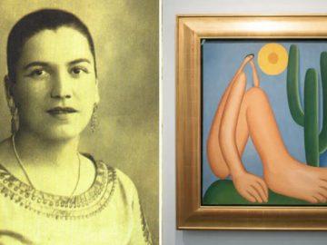 Exposição de Tarsila do Amaral supera Monet e se torna mais vista do Masp em 20 anos
