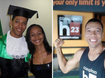 """""""Sem bolsa de estudo nunca conseguiria me formar"""", conta o educador físico que celebra uma década de formado 1"""