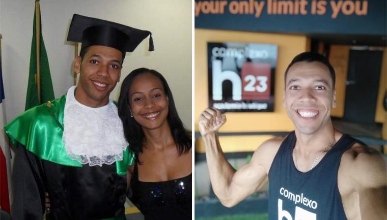 """""""Sem bolsa de estudo nunca conseguiria me formar"""", conta o educador físico que celebra uma década de formado 2"""