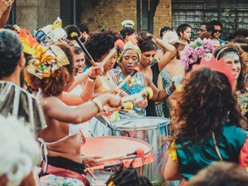 Festival 'Artistas de Rua' ocupa São Paulo com maioria de artistas mulheres 1