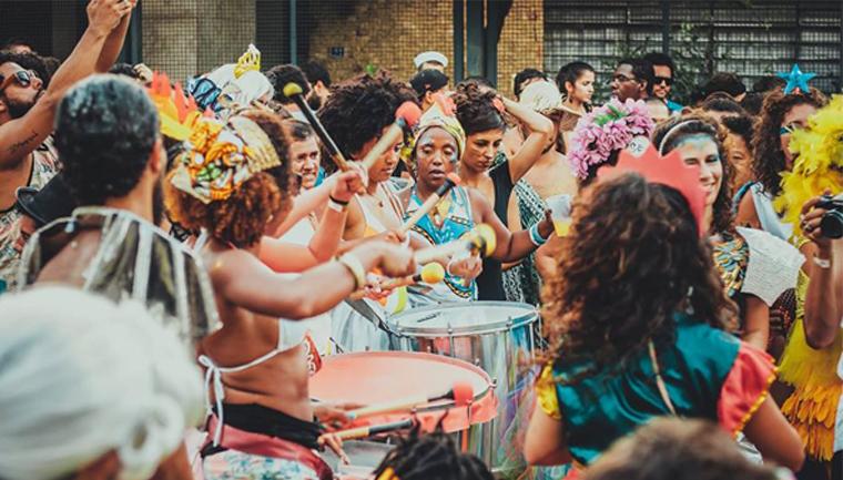 Festival 'Artistas de Rua' ocupa São Paulo com maioria de artistas mulheres 3