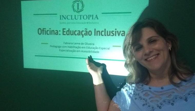 oficina educação inclusiva