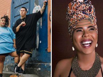 Rap Plus Size e Doralyce levam agito e empoderamento ao festival 'Artistas de Rua' em SP 2