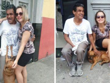 Após 30 anos, morador de rua reencontra família graças à ajuda de desconhecidos 1
