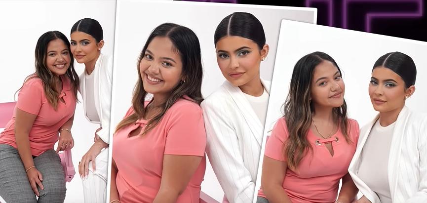 Kylie Jenner doação fã e escola que recebe crianças carentes