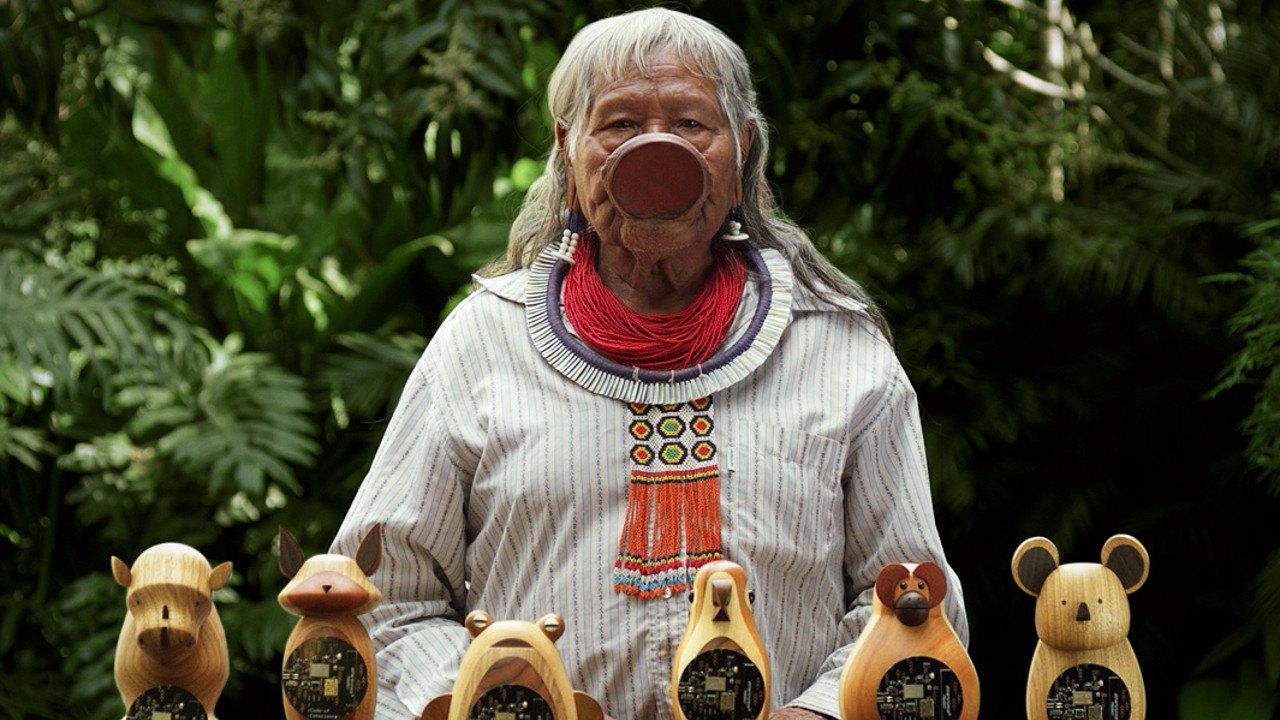 Code of Conscience, o software de código aberto criado pela AKQA para ajudar a Amazônia