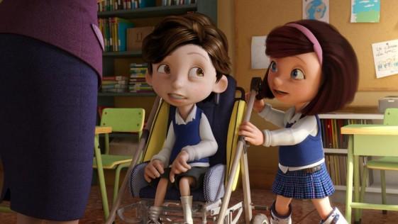 curta metragem Cuerdas linda história de amizade