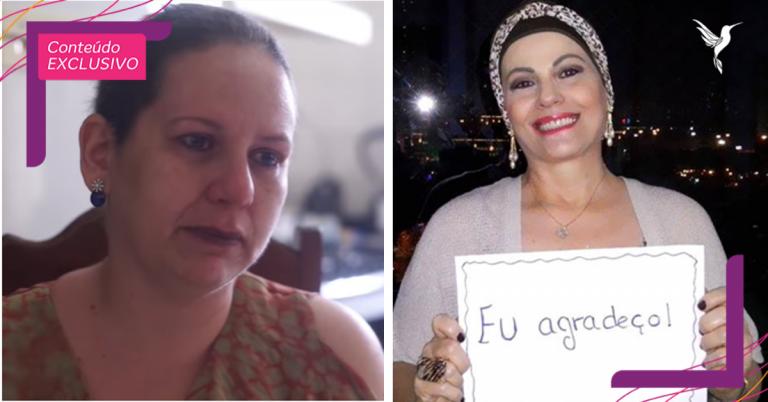 Pessoas que venceram o câncer oferecem apoio emocional para quem está lutando contra a doença 1