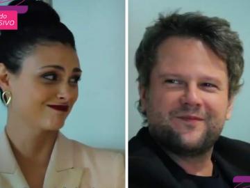 Selton Mello e Morena Baccarin reagem a vídeos emocionantes do Razões para Acreditar 3