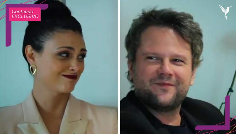 Selton Mello e Morena Baccarin reagem a vídeos emocionantes do Razões para Acreditar 1
