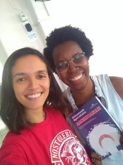 """Ela criou o """"Tinder dos Livros"""" para facilitar o acesso à leitura a pessoas negras 2"""