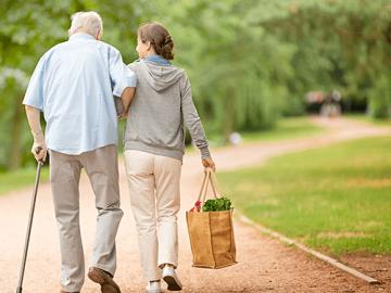 Campanha 'O Tempo Importa' estimula doação de tempo para cuidadores não profissionais 1