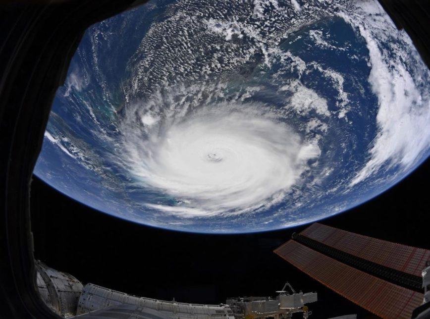 ciclone oceano
