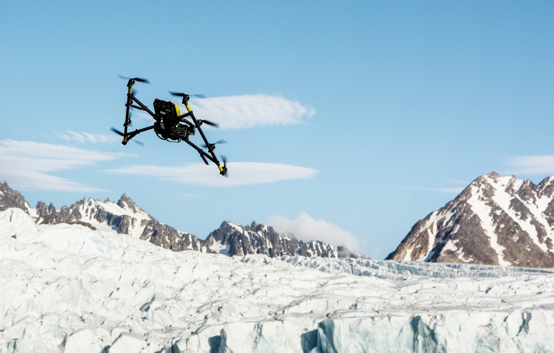 Intel expande limites pesquisa vida selvagem drones IA