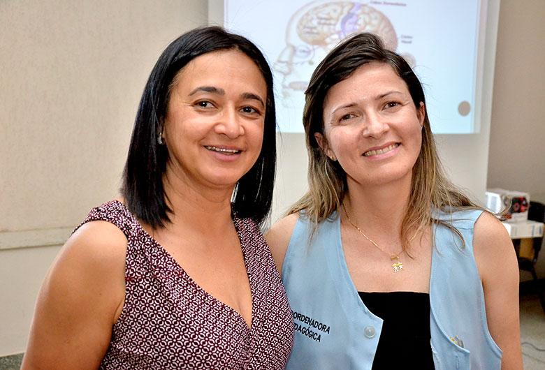 Pedagogas da APAE de Várzea Paulista ministram oficina sobre Transtorno do Espectro Autista 2