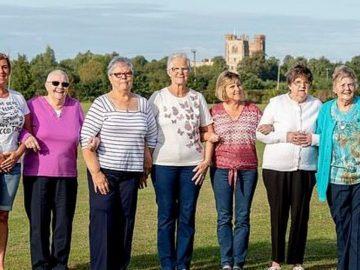 dez mulheres mesma família superam juntas câncer de mama