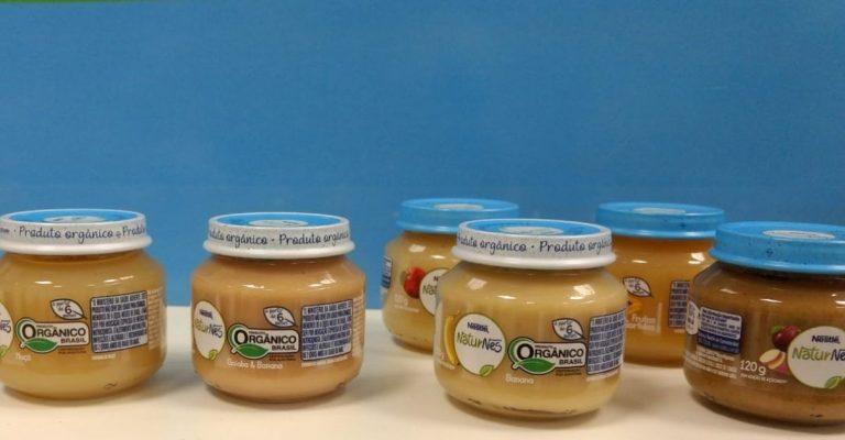Frutas do potinho: Nestlé lança papinhas orgânicas e sem conservantes 1