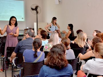 Pedagogas da APAE de Várzea Paulista ministram oficina sobre Transtorno do Espectro Autista 5