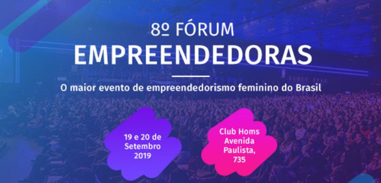 banner evento empreendedorismo feminino