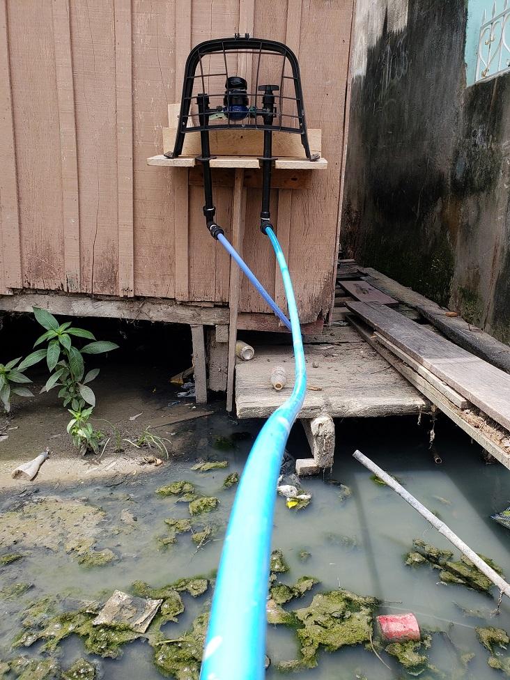 registro água potável