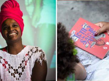 """Ela criou o """"Tinder dos Livros"""" para facilitar o acesso à leitura a pessoas negras 6"""